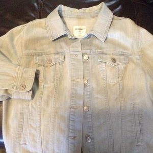 Old Navy women's jean jacket